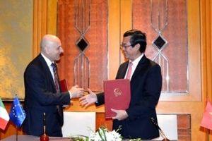 Ký kết chương trình hành động hợp tác giáo dục Việt Nam - Italia