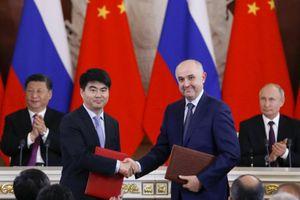 Bị Mỹ 'cấm cửa', Huawei đạt thỏa thuận lớn với công ty Nga phát triển 5G