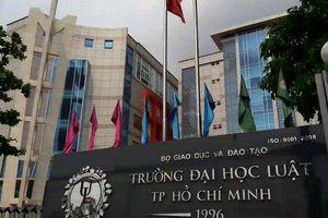 Giảng viên ĐH Luật TP.HCM gửi 'tâm thư' cho Bộ trưởng GD&ĐT, nêu nội bộ trường bất ổn, mất đoàn kết