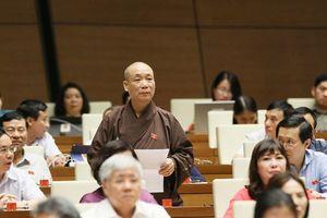 Hòa thượng Thích Bảo Nghiêm: 'Giáo hội Phật giáo không dung túng, bao che cho bất kỳ 1 người tu hành nào'