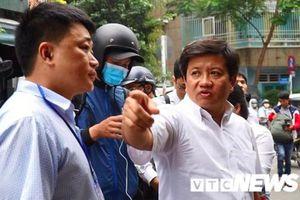 Ban Tổ chức Thành ủy TP.HCM đang xử lý đơn từ chức của ông Đoàn Ngọc Hải