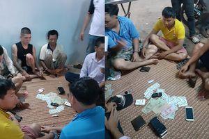 Truy tìm một giáo viên đánh bạc tại cửa hàng bán vật liệu ở Đắk Lắk