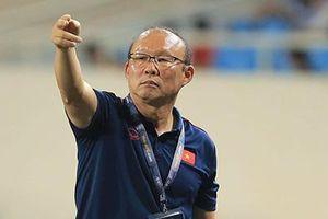 '50 sắc thái' của HLV Park Hang Seo trong ngày Việt Nam đả bại Thái Lan tại King's Cup