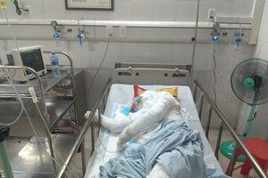 Lời kể nhân chứng vụ xe ô tô gây tai nạn cho lái xe ba gác rồi bỏ chạy ở Hà Nội