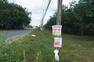 Long Thành: Việc xác định ranh các thửa đất tại xã Bình Sơn gặp khó