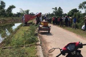 Phát hiện nam thanh niên tử vong dưới kênh nước ở Hà Tĩnh