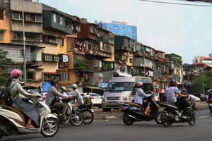 Doanh nghiệp hiến kế cải tạo chung cư cũ khi vấn đề làm nóng nghị trường