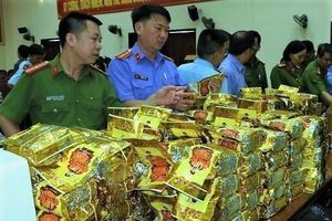 Ma túy số lượng lớn từ Trung Quốc tuồn vào TP.HCM