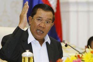 TT Hun Sen chỉ trích phát biểu về Việt Nam của thủ tướng Singapore