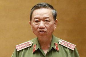 Bộ trưởng Tô Lâm nói về việc bắt đại gia Trịnh Sướng buôn xăng giả