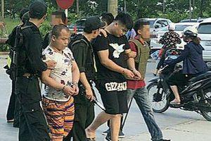 Đột kích chung cư, bắt băng nhóm tội phạm xuyên quốc gia