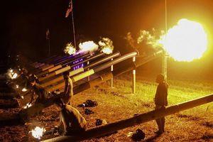 Ngôi làng Malaysia bắn 80 khẩu đại bác tiễn tháng chay Ramadan