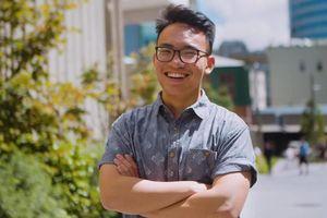 Chàng trai Việt thực tập tại cơ quan giáo dục New Zealand