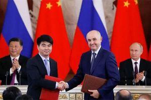 Từ ký kết Huawei của Nga - Trung: Internet chia cắt thế giới