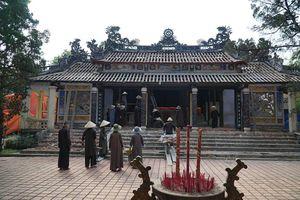 Trùng tu chánh điện chùa Từ Hiếu ( TT- Huế): Sở Xây dựng cho 'làm mới'?