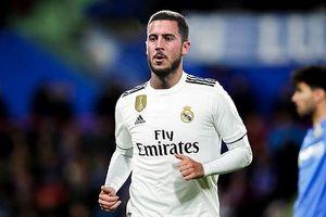 'Siêu bom tấn' Hazard 130 triệu bảng sắp nổ, lịch sử của Real Madrid