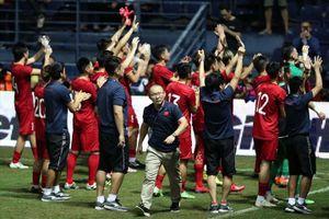 HLV Park coi trận Việt Nam - Thái Lan vừa qua là 'chung kết' King's Cup