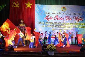 Hội thi văn nghệ chào mừng Ngày thành lập Công đoàn Việt Nam