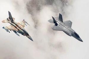 Israel dùng phòng không Syria để thử vũ khí tấn công?