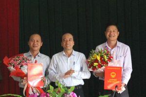 Nhân sự mới TPHCM, Cần Thơ, Đắk Lắk