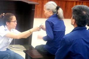 Xét xử Vũ 'nhôm': Bị cáo Xuyến phải chăm sóc sức khỏe tại Tòa