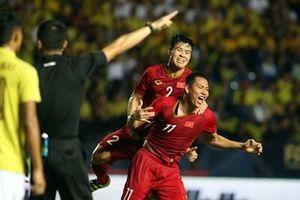 Đội tuyển Việt Nam tăng bậc trên bảng xếp hạng FIFA sau trận thắng Thái Lan tại King's Cup 2019