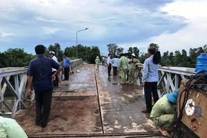 Cho phép xe hai bánh lưu thông qua cầu Tân Nghĩa ở Đồng Tháp