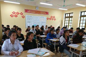 Học sinh Lào Cai 'chạy nước rút' ôn thi THPT quốc gia