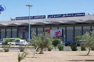 Chính quyền Syria mời thầu sân bay quốc tế Damascus