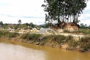 Nghệ An: Tìm thấy thi thể cụ bà 84 tuổi ngã xuống kênh tử vong khi rửa cỏ cho bò