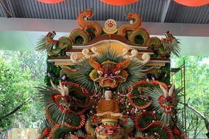 Nghệ nhân Nguyễn Minh Thuận: Người thổi hồn vào nghệ thuật tạo hình bằng hoa quả phương Nam