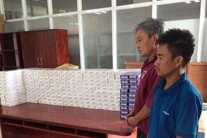 Khởi tố vụ vận chuyển trái phép 2.600 bao thuốc lá ngoại