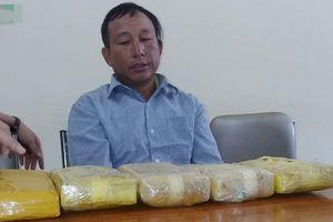 Sơn La: Bắt đối tượng vận chuyển 30.000 viên ma túy