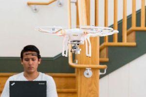 Mỹ nghiên cứu công nghệ điều khiển drone bằng ý nghĩ