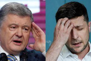 Tân tổng thống Ukraine 'trúng bẫy' của phe tiền nhiệm