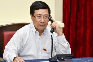 Bộ trưởng Ngoại giao Singapore: Phát biểu 'xâm lược' không có ý xúc phạm Việt Nam