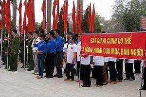 Hà Nội: Tăng cường hợp tác phòng chống buôn, bán người