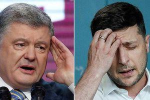 Tân Tổng thống Ukraine dính bê bối đầu tiên, tố bị phe cựu Tổng thống 'chơi xấu'