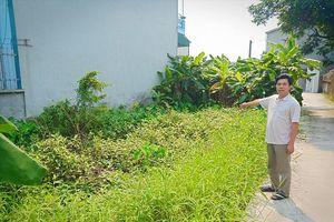 Bán đất sai quy hoạch, 14 năm dân chờ sổ đỏ