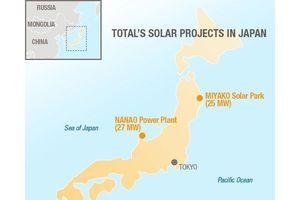 Total khánh thành nhà máy điện mặt trời thứ hai tại Nhật Bản