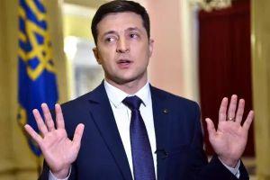 Tân tổng thống Ukraina bị tố đạo văn phát biểu chống Nga