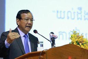 Bộ Ngoại giao Campuchia lên án phát biểu của Thủ tướng Lý Hiển Long