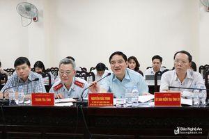Tiếp công dân tháng 6, Bí thư Tỉnh ủy yêu cầu giải quyết nhiều vấn đề liên quan lĩnh vực đất đai