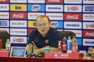 HLV Park Hang-seo: 'Curacao không khác gì một đội tuyển tại châu Âu'