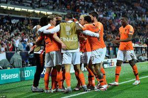 Chung kết Nations League: Sự trở lại của Cơn lốc màu da cam