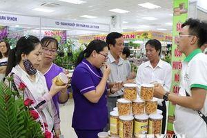 Khai mạc hội chợ Nông nghiệp và sản phẩm OCOP khu vực ĐBSCL