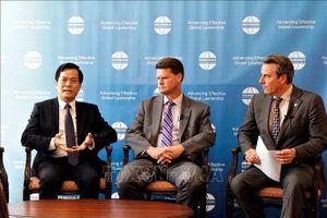 Diễn đàn ngoại giao Meridian về hợp tác các nước Mê Công và Hoa Kỳ