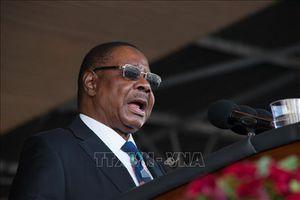 Tổng thống Mutharika cáo buộc phe đối lập âm mưu lật đổ chính phủ