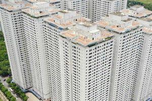 Cận cảnh 12 tòa chung cư HH Linh Đàm với 30.000 dân
