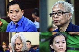 Tuyên án đại án DongABank: Vũ 'nhôm' kêu oan bất thành, lên xe về trại giam còn cố nói với vài câu với người thân